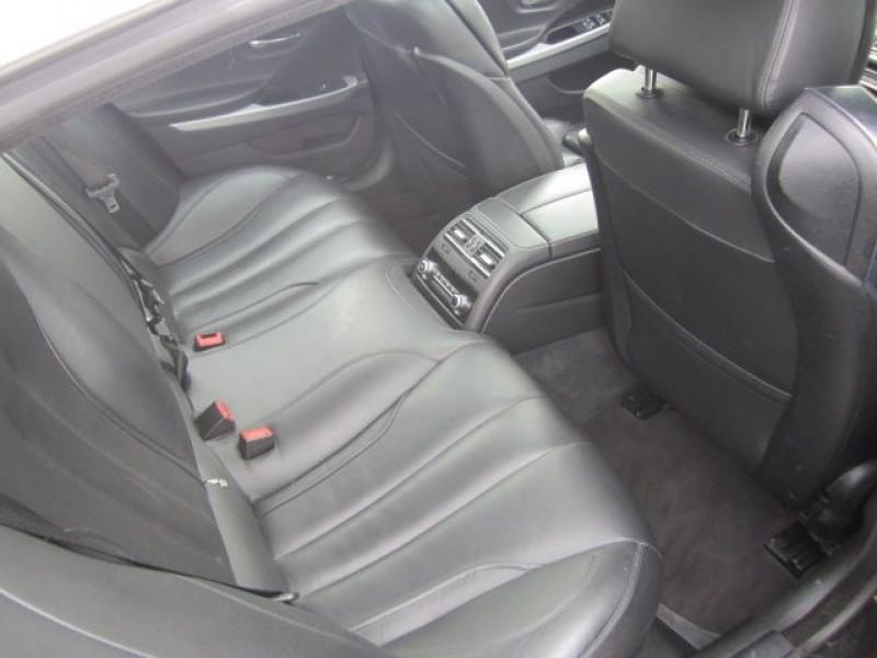 Photo 5 de l'offre de BMW SERIE 6 GRAN COUPE (F06) 640DA XDRIVE 313CH M SPORT à 32990€ chez Garage Deletre