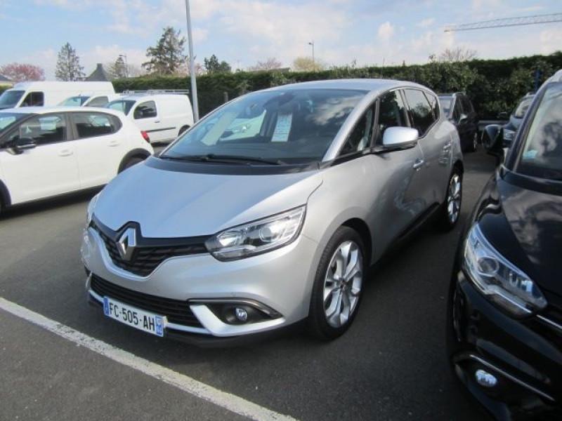 Renault SCENIC IV 1.5 DCI 110CH ENERGY BUSINESS EDC Diesel GRIS Occasion à vendre