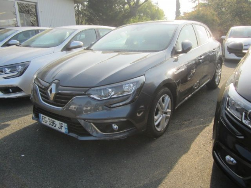 Renault MEGANE IV 1.5 DCI 110CH ENERGY BUSINESS ECO² 86G Diesel GRIS Occasion à vendre