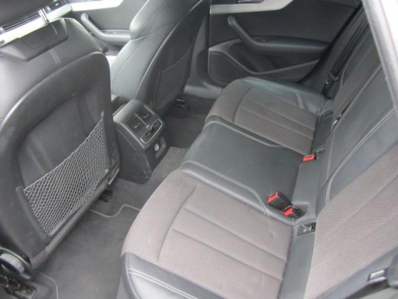 Photo 4 de l'offre de AUDI A4 AVANT 2.0 TDI 190CH S LINE S TRONIC 7 à 20990€ chez Garage Deletre