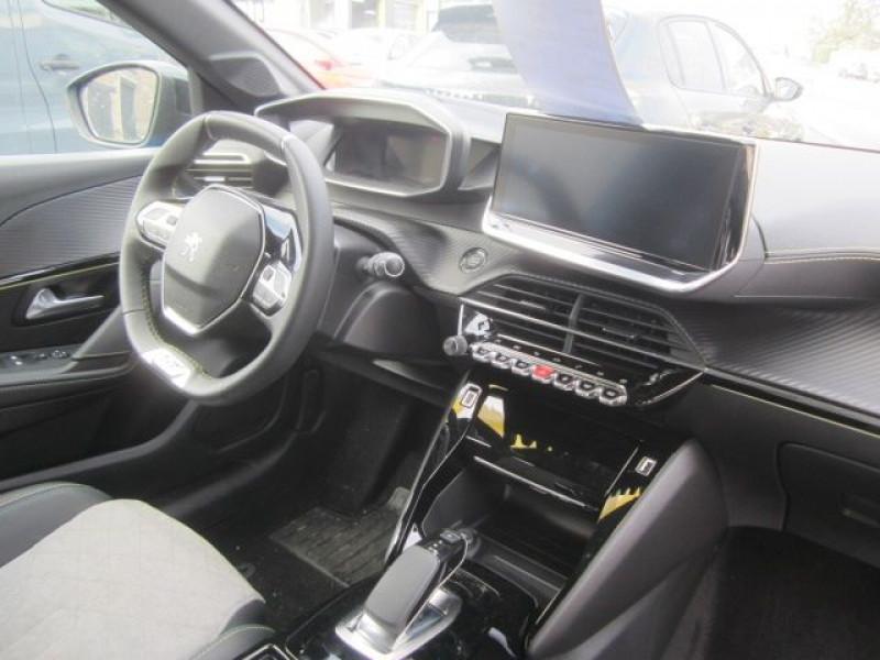 Photo 2 de l'offre de PEUGEOT 208 E-208 136CH GT à 25990€ chez Garage Deletre