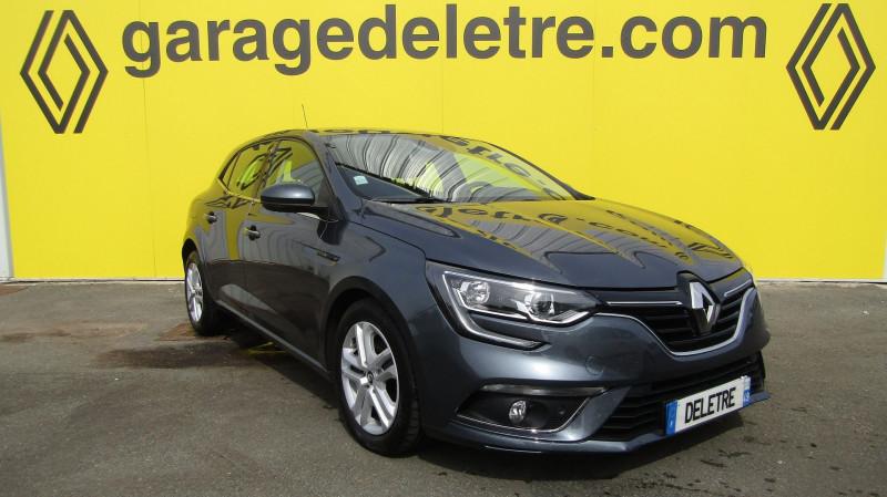 Renault MEGANE IV 1.5 BLUE DCI 115CH BUSINESS EDC Diesel GRIS Occasion à vendre