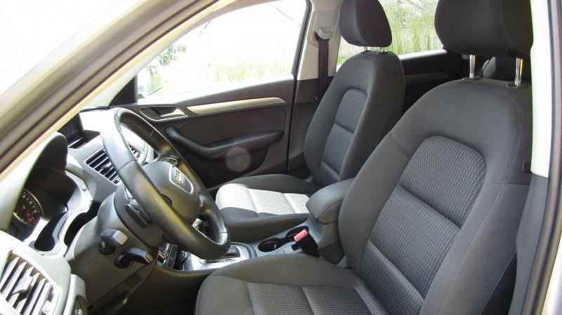 Photo 3 de l'offre de AUDI Q3 2.0 TDI 150CH QUATTRO S TRONIC 7 à 20990€ chez Garage Deletre