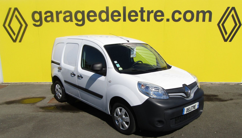 Renault KANGOO II EXPRESS 1.5 DCI 75 ENERGY COMPACT GRAND CONFORT Diesel BLANC Occasion à vendre