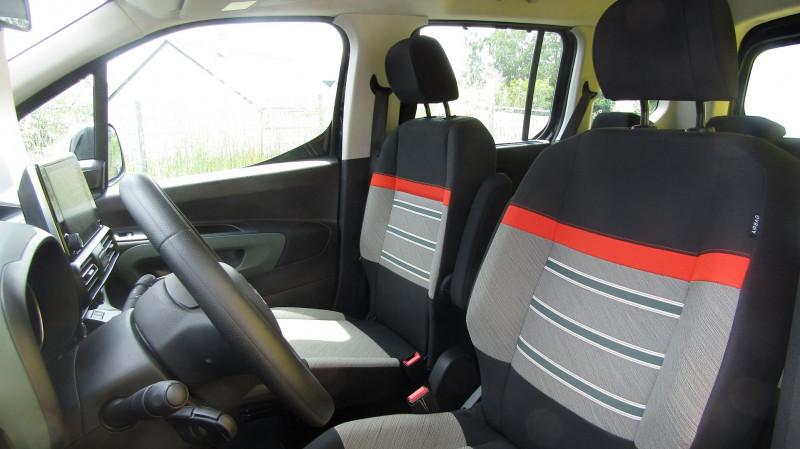 Photo 3 de l'offre de CITROEN BERLINGO BLUEHDI 100CH XTR à 20990€ chez Garage Deletre