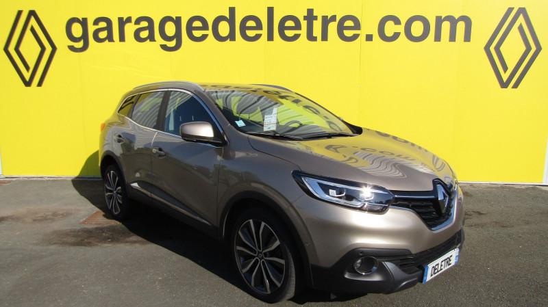Renault KADJAR 1.5 DCI 110CH ENERGY INTENS EDC ECO² Diesel BEIGE Occasion à vendre
