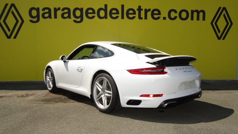 Photo 10 de l'offre de PORSCHE 911 COUPE (991) 3.0 370CH à 83800€ chez Garage Deletre