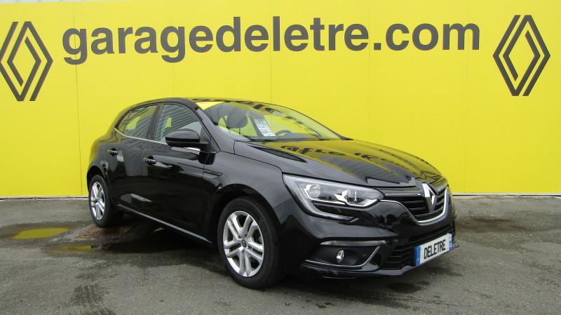 Renault MEGANE IV 1.3 TCE 140CH FAP BUSINESS EDC Essence NOIR Occasion à vendre