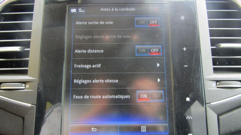 Photo 5 de l'offre de RENAULT TALISMAN 1.6 DCI 130CH ENERGY INTENS EDC à 20990€ chez Garage Deletre
