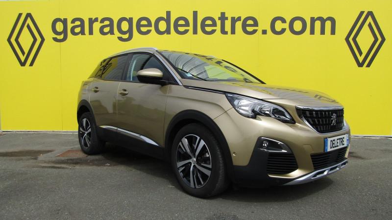 Peugeot 3008 1.6 BLUEHDI 120CH ALLURE S&S Diesel BEIGE Occasion à vendre