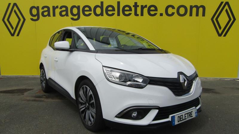 Renault SCENIC IV 1.3 TCE 115CH FAP LIFE Essence BLANC Occasion à vendre