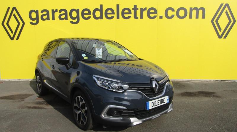 Renault CAPTUR 1.5 DCI 110CH ENERGY INTENS Diesel GRIS Occasion à vendre