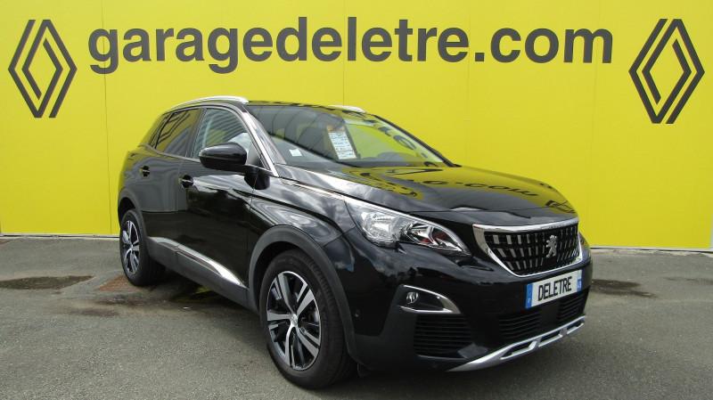 Peugeot 3008 1.5 BLUEHDI 130CH S&S ALLURE Diesel NOIR Occasion à vendre