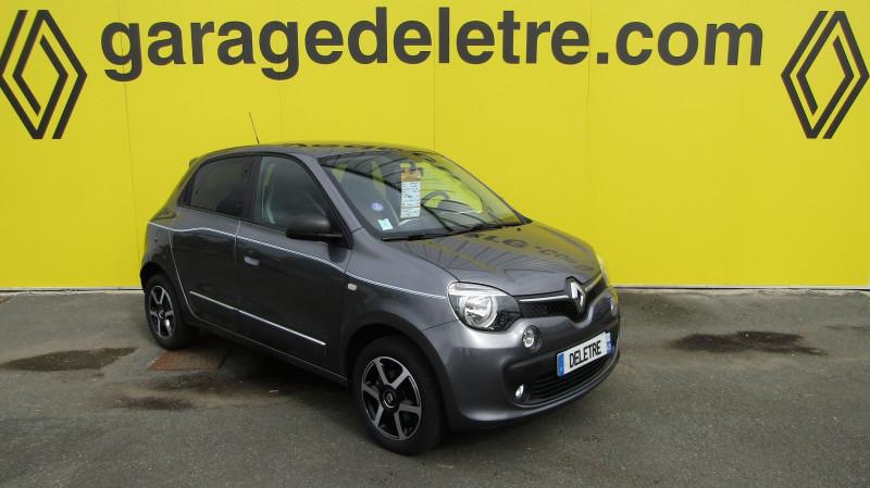 Renault TWINGO III 0.9 TCE 90CH ENERGY INTENS EURO6C Essence GRIS Occasion à vendre
