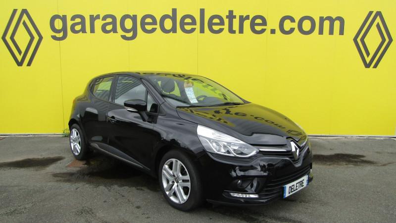 Renault CLIO IV 0.9 TCE 90CH ENERGY BUSINESS 5P EURO6C Essence NOIR Occasion à vendre