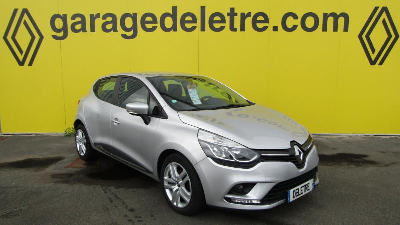 Renault CLIO IV 0.9 TCE 90CH ENERGY BUSINESS 5P EURO6C Essence GRIS Occasion à vendre
