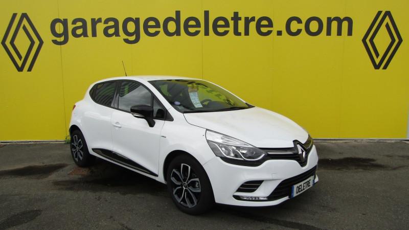 Renault CLIO IV 0.9 TCE 90CH ENERGY LIMITED 5P EURO6C Essence BLANC Occasion à vendre