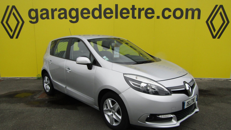 Renault SCENIC III 1.5 DCI 110CH BUSINESS EDC EURO6 2015 Diesel GRIS Occasion à vendre