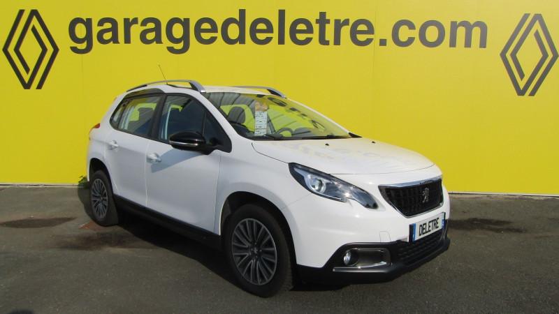Peugeot 2008 1.6 BLUEHDI 100CH ACTIVE Diesel BLANC Occasion à vendre