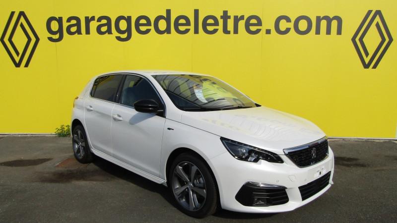 Peugeot 308 1.5 BLUEHDI 130CH S&S GT EAT8 Diesel BLANC Occasion à vendre