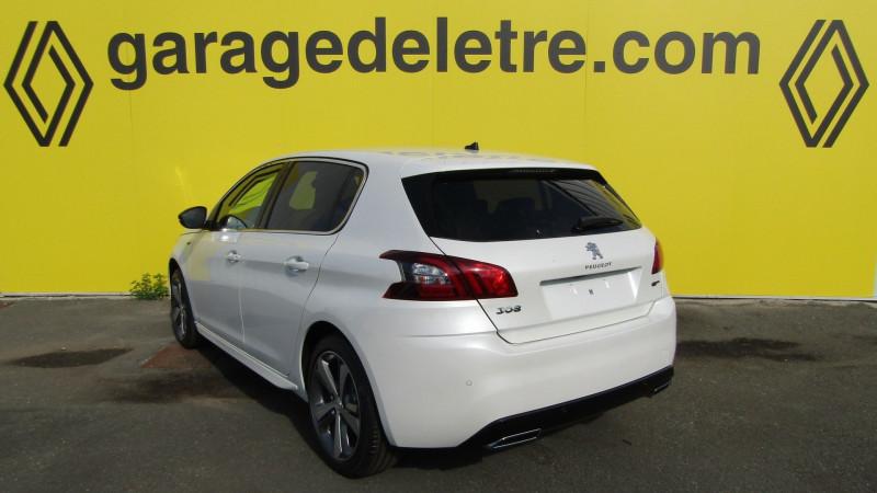 Photo 6 de l'offre de PEUGEOT 308 1.5 BLUEHDI 130CH S&S GT EAT8 à 26990€ chez Garage Deletre