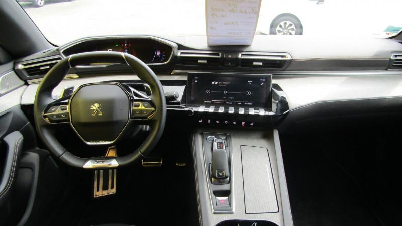 Photo 2 de l'offre de PEUGEOT 508 BLUEHDI 180CH S&S GT EAT8 à 32880€ chez Garage Deletre