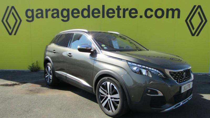Peugeot 3008 2.0 BLUEHDI 180CH S&S GT EAT8 Diesel GRIS F Occasion à vendre