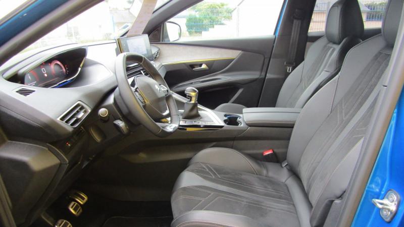 Photo 3 de l'offre de PEUGEOT 3008 1.5 BLUEHDI 130CH S&S GT à 32490€ chez Garage Deletre