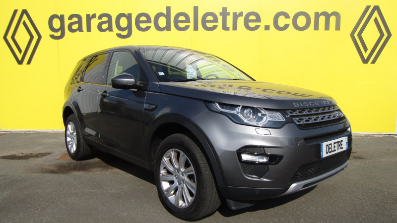 Land-Rover DISCOVERY SPORT 2.0 TD4 180CH AWD HSE LUXURY BVA MARK II Diesel MARRON Occasion à vendre