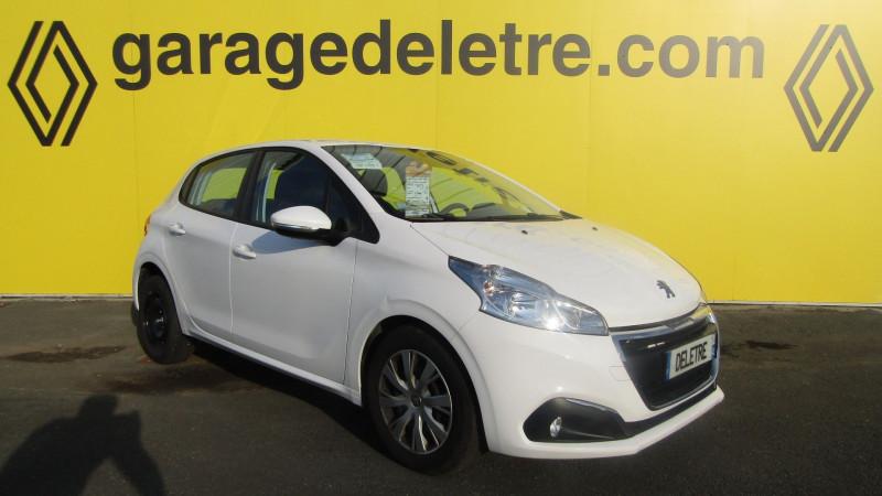 Peugeot 208 AFFAIRE 1.6 BLUEHDI 75CH PREMIUM PACK Diesel BLANC Occasion à vendre