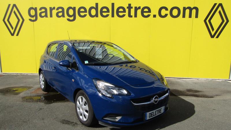 Opel CORSA 1.4 90CH ENJOY 5P Essence BLEU Occasion à vendre