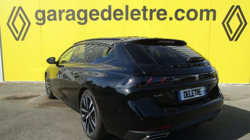Photo 7 de l'offre de PEUGEOT 508 SW BLUEHDI 130CH S&S GT EAT8 à 36890€ chez Garage Deletre
