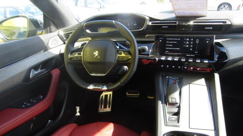 Photo 3 de l'offre de PEUGEOT 508 SW BLUEHDI 130CH S&S GT EAT8 à 36890€ chez Garage Deletre