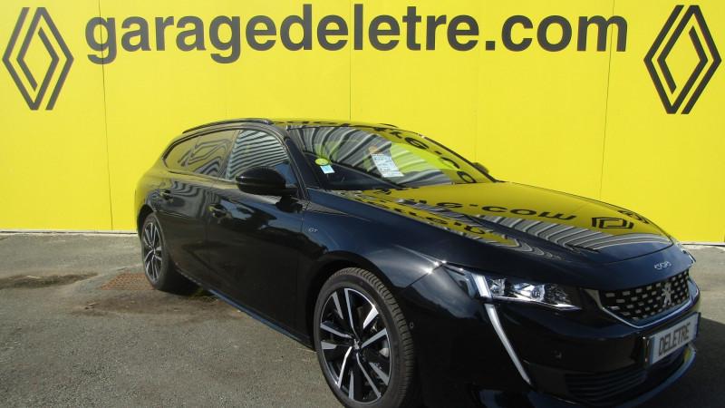 Photo 1 de l'offre de PEUGEOT 508 SW BLUEHDI 130CH S&S GT EAT8 à 36890€ chez Garage Deletre