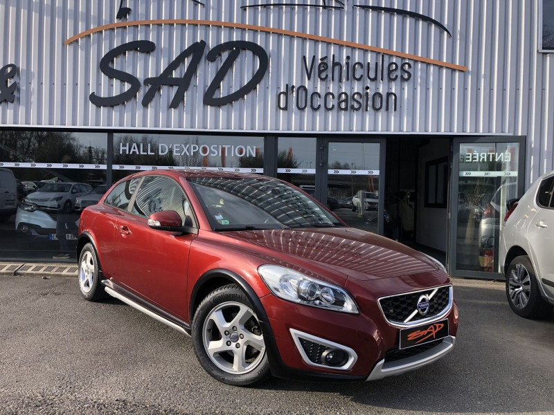 Volvo C30 1.6 D 110CH MOMENTUM Diesel ROUGE Occasion à vendre