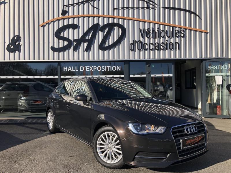 Audi A3 SPORTBACK 1.6 TDI 110CH ULTRA FAP BUSINESS LINE Diesel MARRON Occasion à vendre