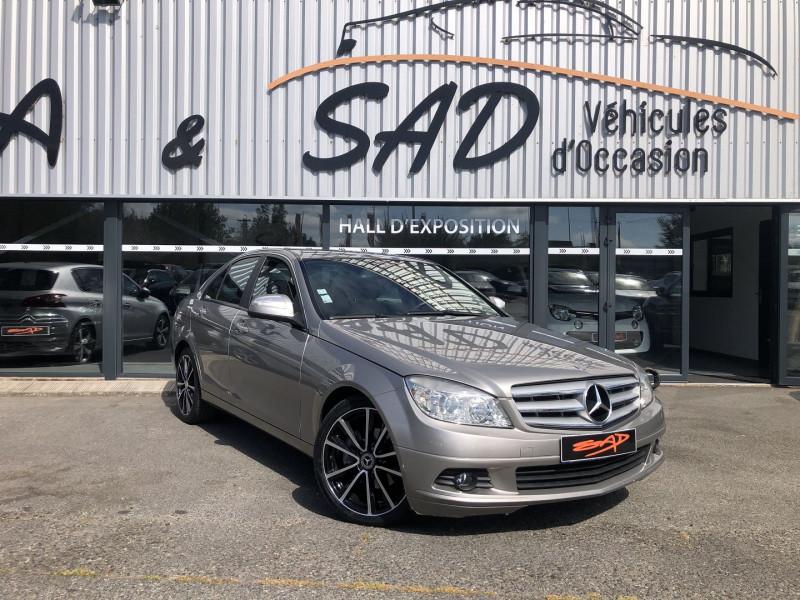 Mercedes-Benz CLASSE C (W204) 200 CDI AVANTGARDE Diesel GRIS Occasion à vendre