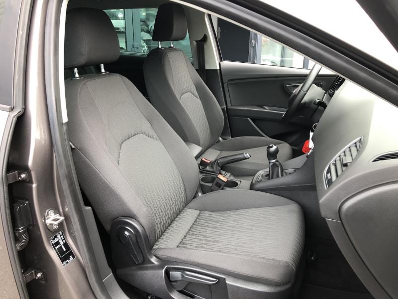 Photo 7 de l'offre de SEAT LEON ST 1.6 TDI 105CH FAP STYLE BUSINESS START&STOP à 7990€ chez SAD