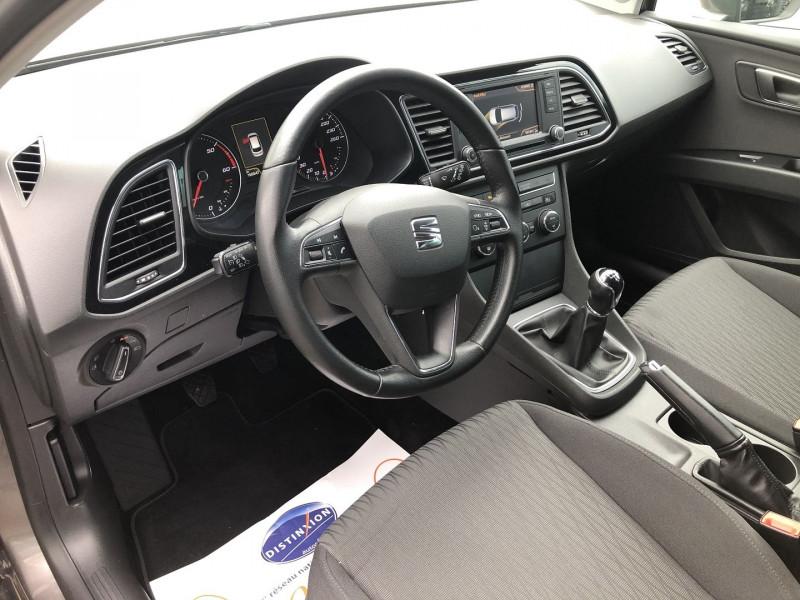 Photo 3 de l'offre de SEAT LEON ST 1.6 TDI 105CH FAP STYLE BUSINESS START&STOP à 7990€ chez SAD