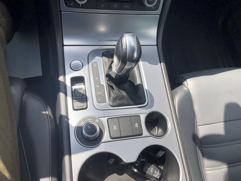 Photo 18 de l'offre de VOLKSWAGEN TOUAREG 3.0 V6 TDI 262CH BLUEMOTION TECHNOLOGY CARAT 4MOTION TIPTRONIC à 30990€ chez SAD