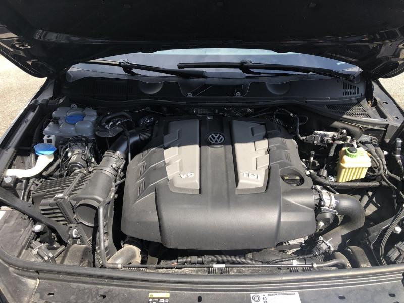 Photo 25 de l'offre de VOLKSWAGEN TOUAREG 3.0 V6 TDI 262CH BLUEMOTION TECHNOLOGY CARAT 4MOTION TIPTRONIC à 30990€ chez SAD