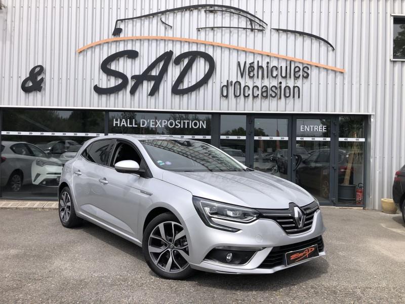 Renault MEGANE IV 1.2 TCE 130CH ENERGY INTENS EDC Essence GRIS C Occasion à vendre