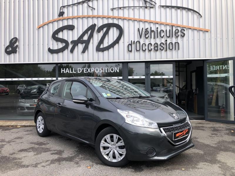 Peugeot 208 1.4 HDI FAP ACTIVE 3P Diesel GRIS F Occasion à vendre