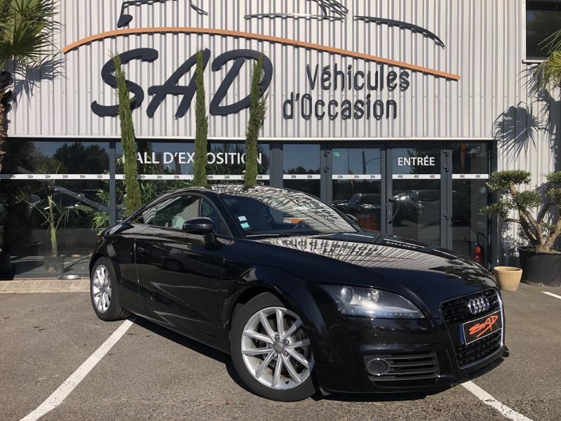 Audi TT 1.8 TFSI 160CH Essence NOIR Occasion à vendre