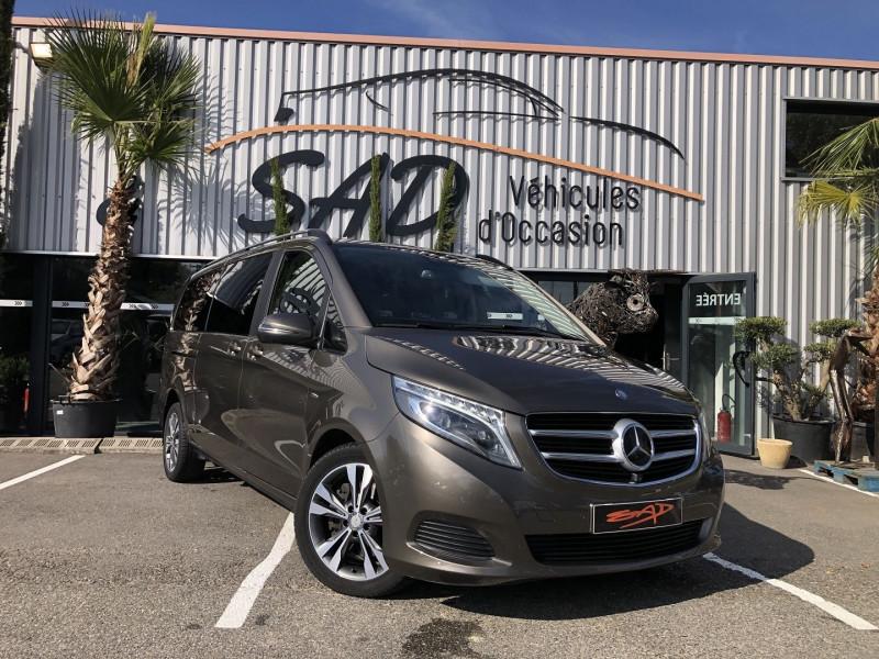 Mercedes-Benz CLASSE V 250 D EXTRA-LONG EXECUTIVE 7G-TRONIC PLUS Diesel MARRON Occasion à vendre