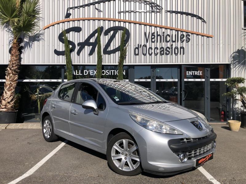 Peugeot 207 1.6 16V 120CH EXECUTIVE PACK 5P Essence GRIS C Occasion à vendre
