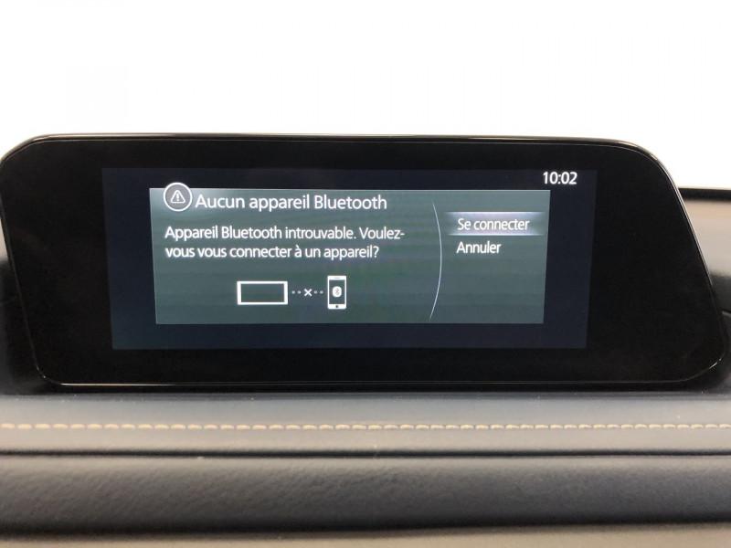 Photo 7 de l'offre de MAZDA CX-30 2.0 SKYACTIV-X M-HYBRID 180CH BUSINESS EXECUTIVE à 30990€ chez SAD Plus