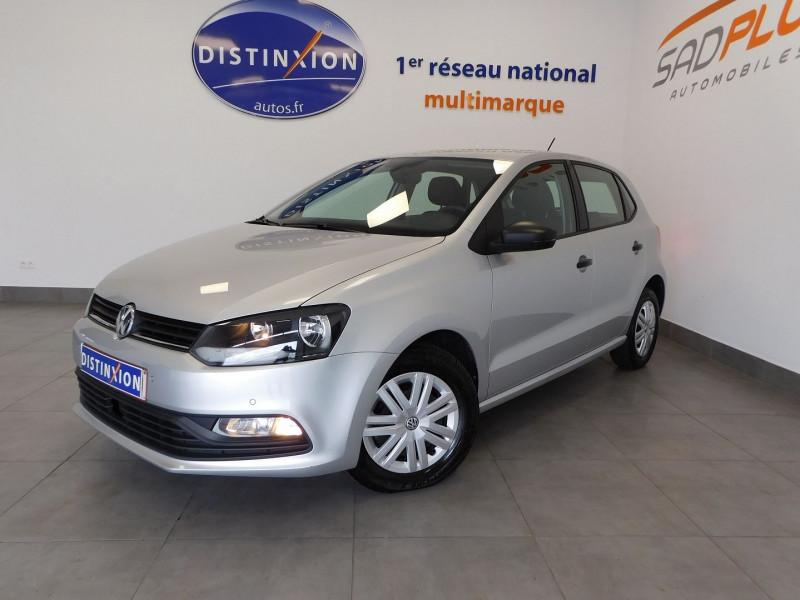 Volkswagen POLO 1.4 TDI 75CH BLUEMOTION TECHNOLOGY TRENDLINE BUSINESS 5P Diesel REFLET D'ARGENT  Occasion à vendre