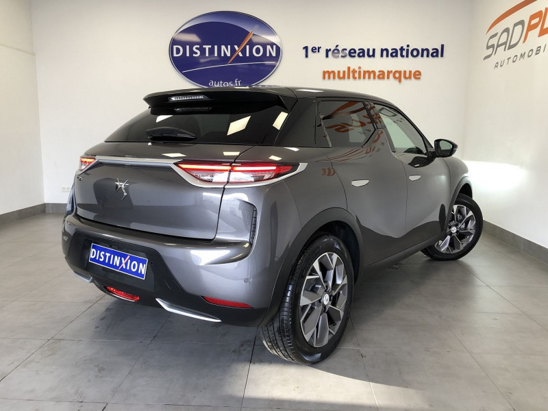Photo 2 de l'offre de DS DS 3 CROSSBACK E-TENSE SO CHIC à 29990€ chez SAD Plus