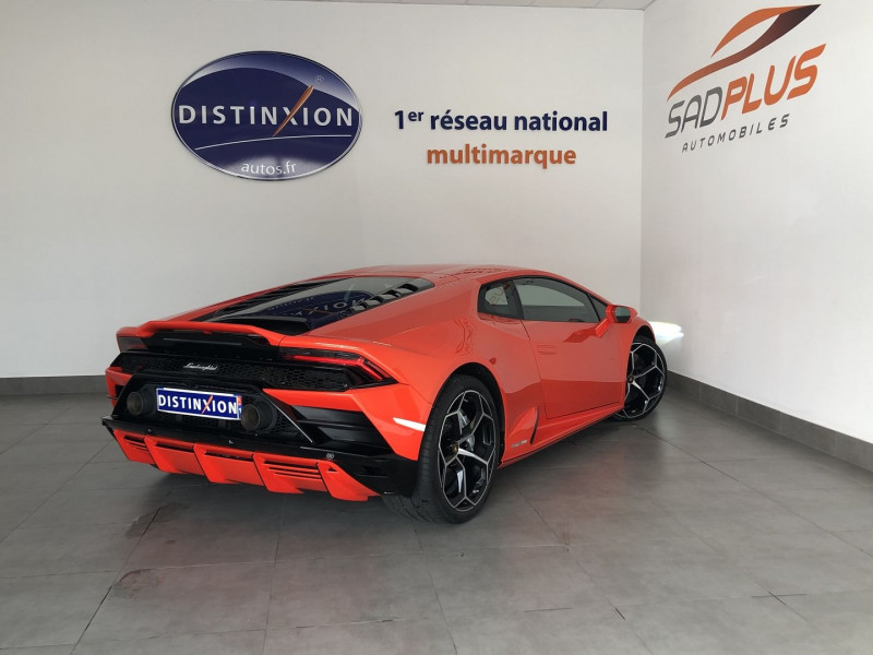 Photo 2 de l'offre de LAMBORGHINI HURACAN LP 640-4 EVO à 259900€ chez SAD Plus